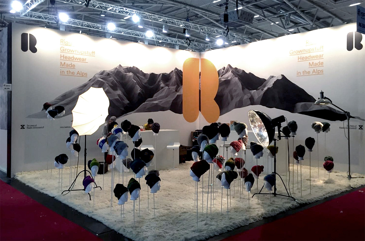 Aloha from the ISPO | Riggler Grownupstuff
